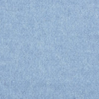 订货 蓝色毛纺双面呢面料