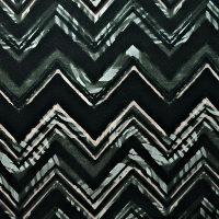 快反 条纹图案毛纺面料