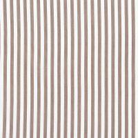 快反 条纹图案棉纺铜氨丝里料