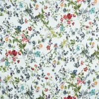 女装植物图案棉纺面料