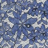 蕾丝针织面料