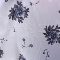 雪纺印花面料