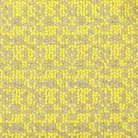 现货 黄色混纺面料
