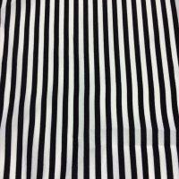 现货 条纹图案化纤韩国绒面料