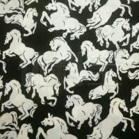 快反 动物图案针织平板布面料
