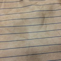 订货 条纹图案化纤麂皮绒面料