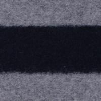 快反 条纹图案毛纺弹力呢面料