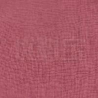 现货 红色麻纺苎麻布面料