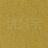 现货 黄色麻纺苎麻布面料