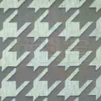 几何图案针织空气层面料