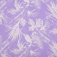 订货 夏威夷图案化纤塔丝绒面料