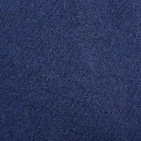 订货 蓝色毛纺斜纹呢面料