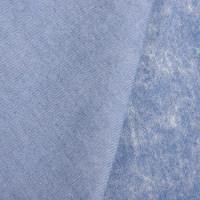现货 蓝色棉纺牛仔布面料
