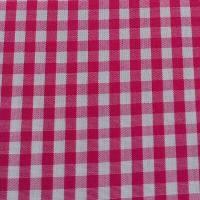 几何图案棉纺府绸面料