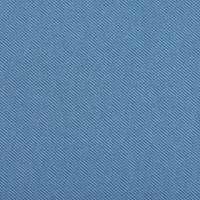 订货 蓝色棉纺长绒棉布面料