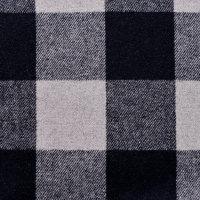现货 几何图案毛纺斜纹呢面料