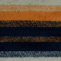 订货 条纹图案毛纺斜纹呢面料