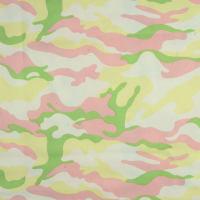 现货 迷彩化纤功能布面料