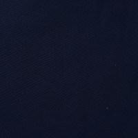 现货 蓝色棉纺斜纹布面料