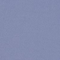 现货 蓝色棉纺府绸面料
