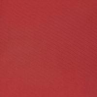 现货 红色化纤记忆布面料