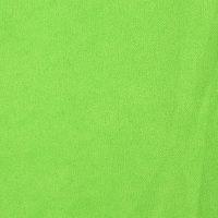 现货 绿色化纤麂皮绒面料