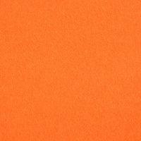 现货 橙色毛纺顺毛呢面料