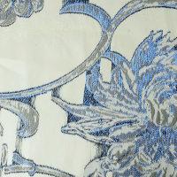 现货 植物图案化纤塔丝绒面料【3码起订】