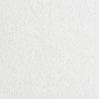 现货 12207白色19姆米植物图案真丝弹力乔面料