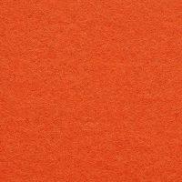 订货 橙色毛纺平呢面料