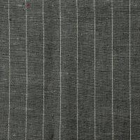 条纹图案麻纺苎麻布面料
