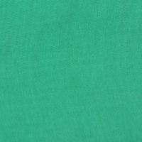 现货 绿色棉纺铜氨丝布面料