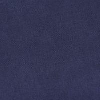 现货 蓝色棉纺铜氨丝布面料