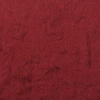 订货 红色麻纺绉布面料
