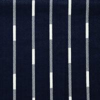 现货 条纹图案棉纺贡缎面料