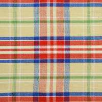 现货 格子棉纺色织布面料