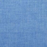现货 蓝色棉纺色织布面料