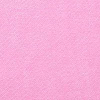 现货 粉色化纤丝绒面料