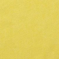 现货 黄色化纤丝绒面料