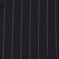 男装意产全羊毛条纹精纺面料