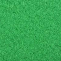 现货 绿色毛纺顺毛呢面料