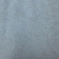蓝色全涤麂皮绒