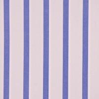蓝色色织精梳全棉府绸加碳加素磨毛   现货