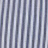 蓝色色织全棉精梳府绸   现货