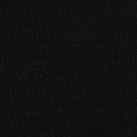 黑色针织毛圈布面料