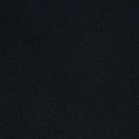 藏青棉纺贡缎面料