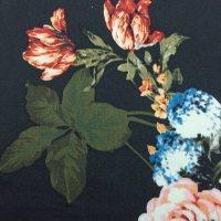 棉质梭织印花面料