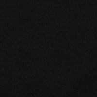 黑色针织汗布面料