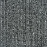 灰色针织粗针面料