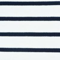 童装条纹图案针织珠地面料